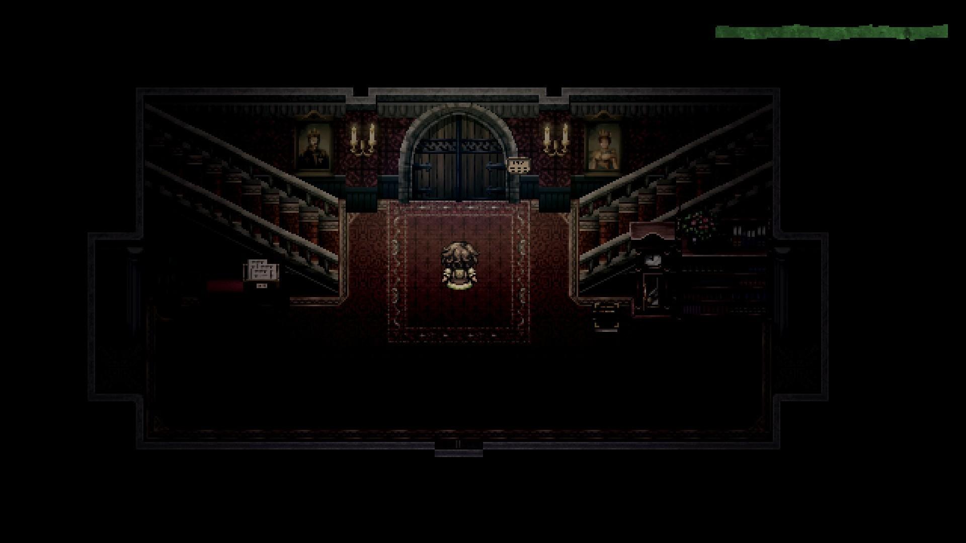 Cursed Mansion screenshot