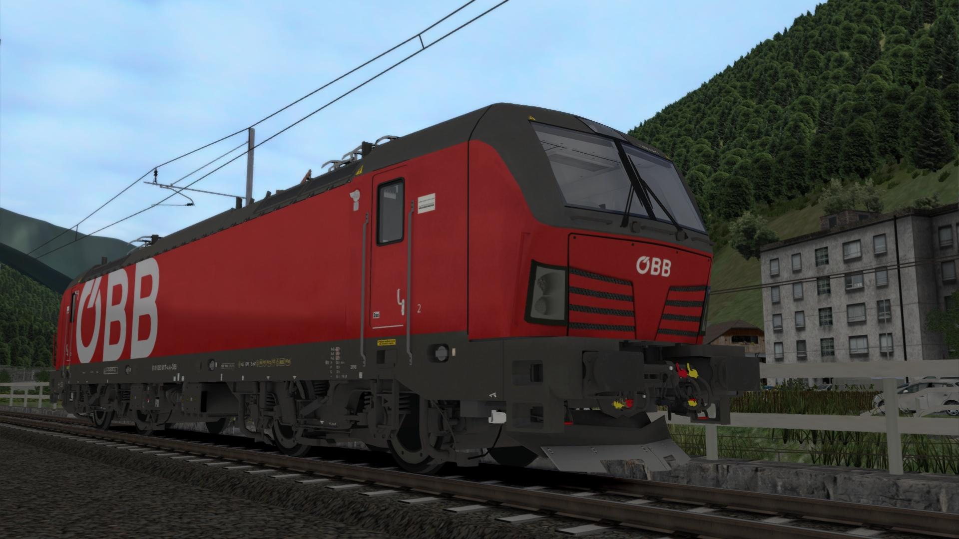 Train Simulator: ÖBB 1293 Loco Add-On screenshot