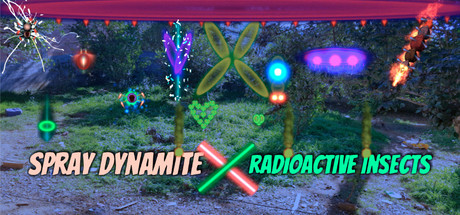 Spray Dynamite X Radioactive Insects