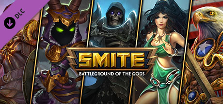 Allgamedeals.com - SMITE - The Battleground of the Gods Bundle - STEAM
