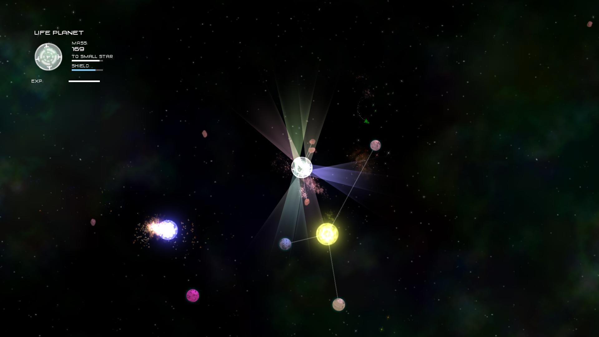 Solar 2 screenshot