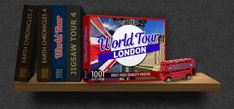 1001 Jigsaw. World Tour: London