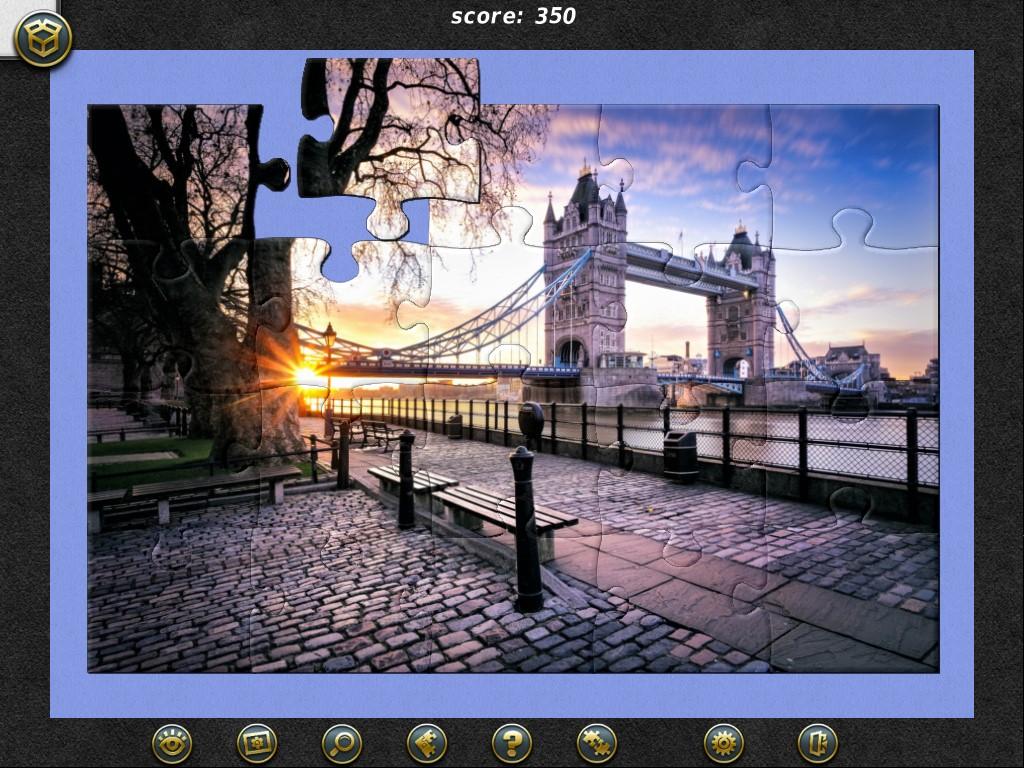 1001 Jigsaw. World Tour: London screenshot