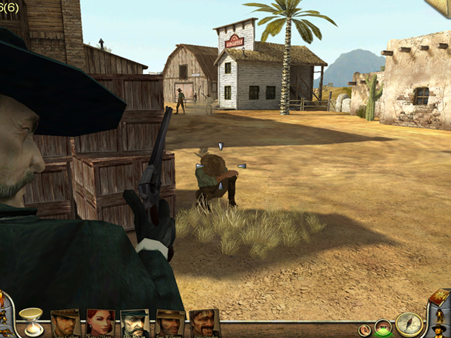 Desperados 2: Cooper's Revenge screenshot 1
