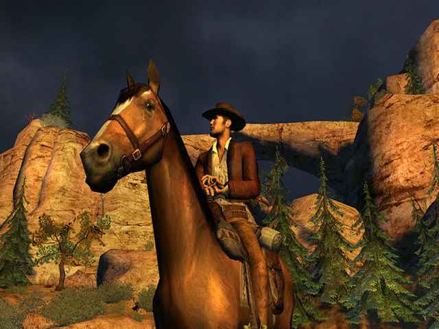 Desperados 2: Cooper's Revenge screenshot
