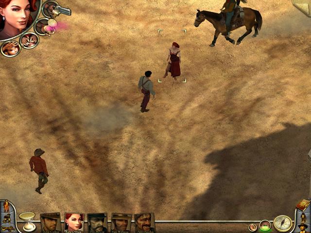 Desperados 2: Cooper's Revenge screenshot