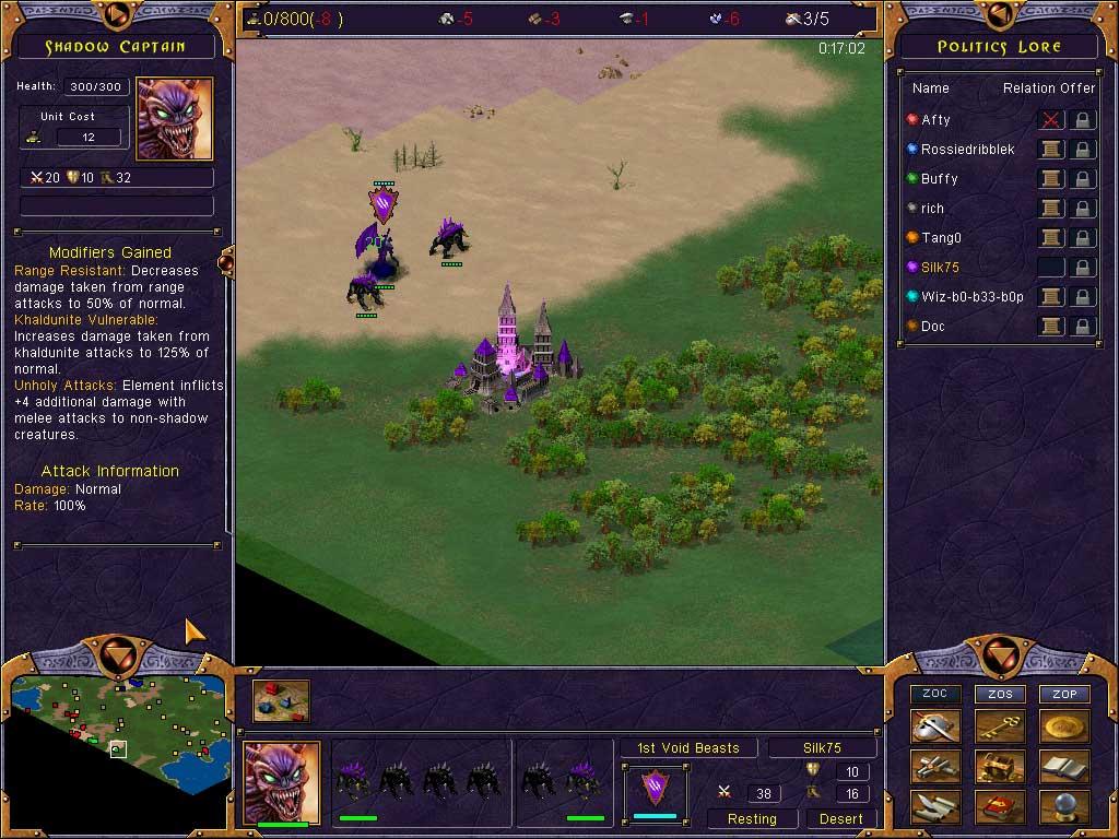Kohan: Immortal Sovereigns screenshot