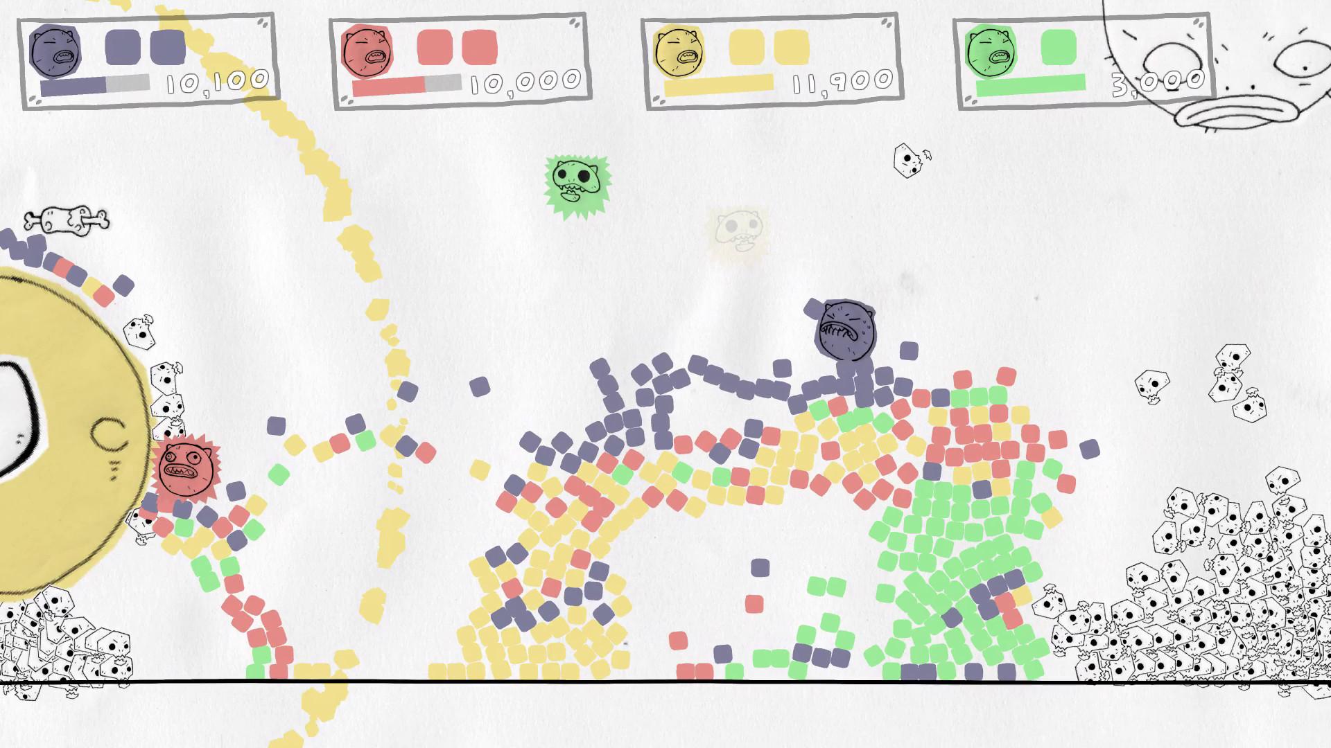 Block Pooper 9 screenshot