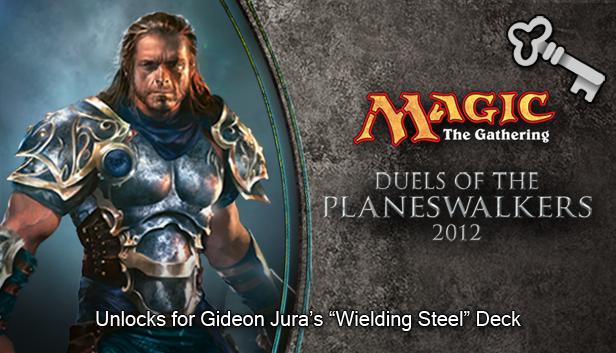 "Magic 2012 Full Deck ""Wielding Steel"" screenshot"