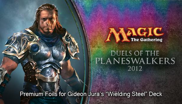 "Magic 2012 Foil Conversion ""Wielding Steel""  screenshot"