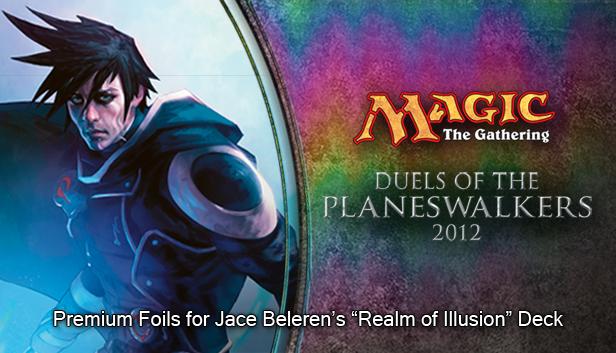 "Magic 2012 Foil Conversion ""Realm of Illusion""  screenshot"