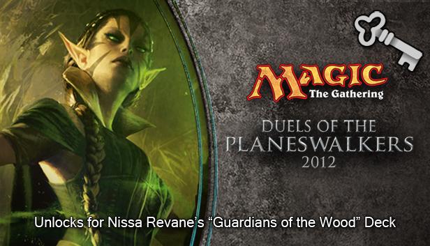 "Magic 2012 Full Deck ""Guardians of the Wood""  screenshot"