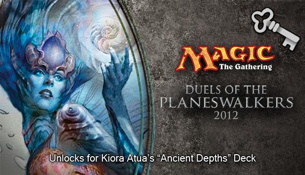 "Magic 2012 Full Deck ""Ancient Depths""  screenshot"