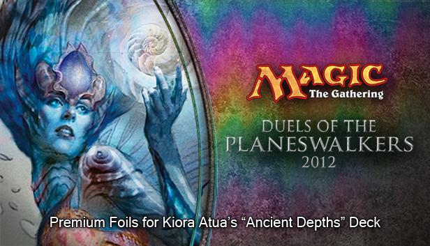 """Magic 2012 Foil Conversion """"Ancient Depths""""  screenshot"""