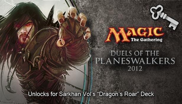"Magic 2012 Full Deck ""Dragon's Roar""  screenshot"