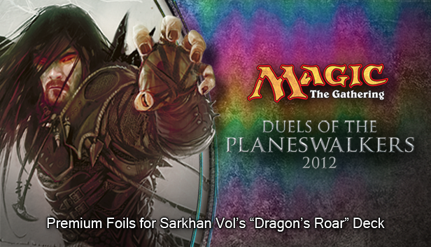 "Magic 2012 Foil Conversion ""Dragon's Roar""  screenshot"