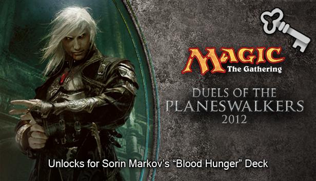 "Magic 2012 Full Deck ""Blood Hunger""  screenshot"