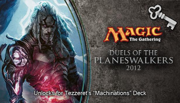 "Magic 2012 Full Deck ""Machinations""  screenshot"