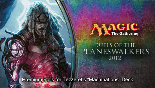 "Magic 2012 Foil Conversion ""Machinations""  screenshot"