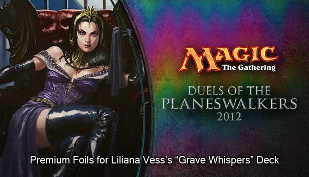 "Magic 2012 Foil Conversion ""Grave Whispers"" screenshot"