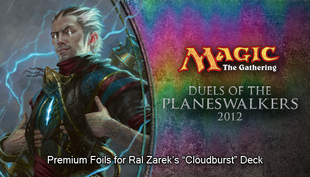 "Magic 2012 Foil Conversion ""Cloudburst"" screenshot"