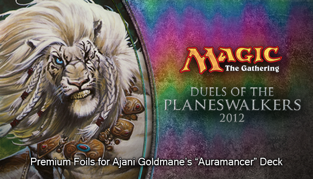 """Magic 2012 Foil Conversion """"Auramancer"""" screenshot"""