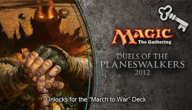"Magic 2012 Full Deck ""March to War"" screenshot"