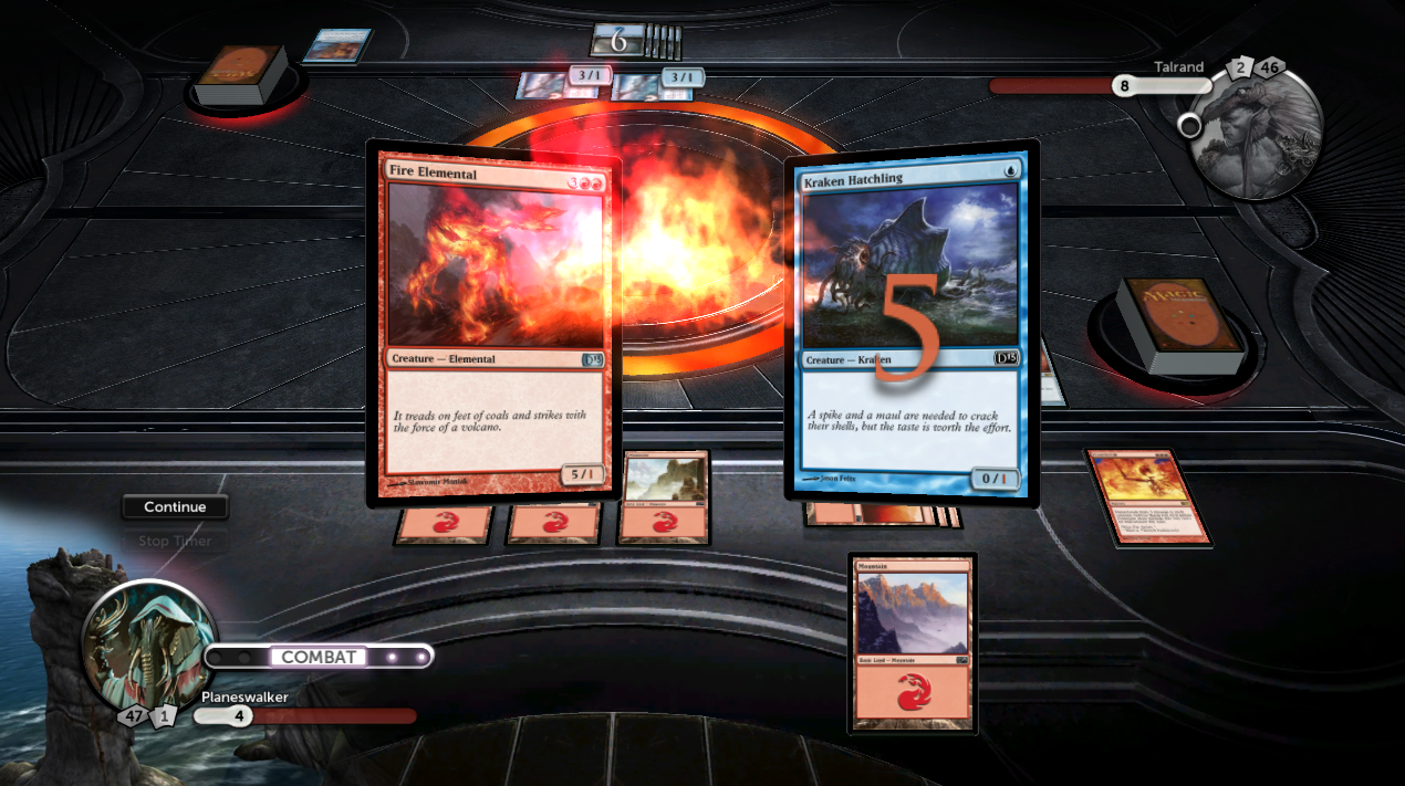 Magic: The Gathering - Duels of the Planeswalkers 2013 screenshot