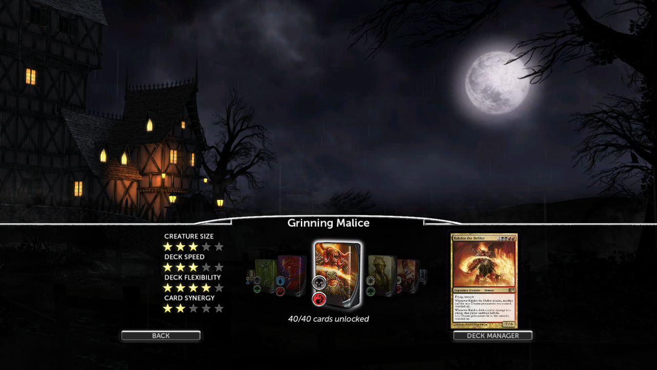 Magic: The Gathering - Duels of the Planeswalkers 2013 Expansion screenshot