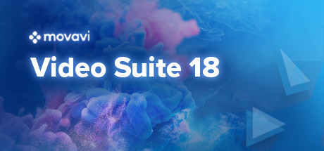 Movavi Video Suite 18 - Video Making Software - Edit, Convert, Capture Screen, and more