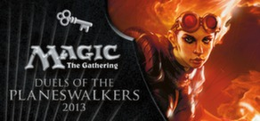 "Magic 2013 ""Born of Flame"" Deck Key"