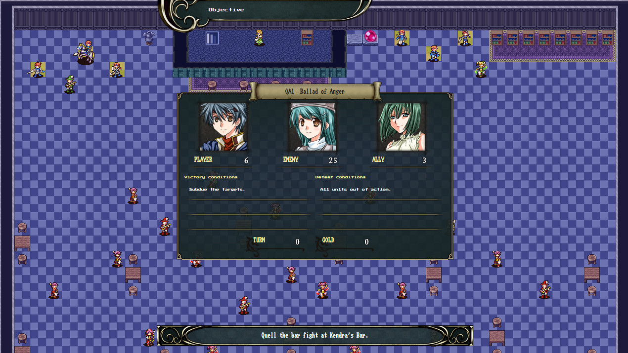 Falnarion Tactics screenshot
