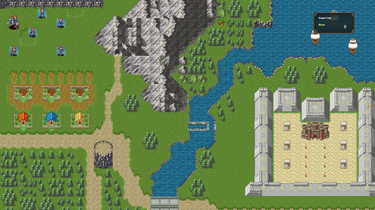 Falnarion Tactics screenshot