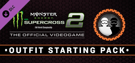 Monster Energy Supercross 2 - Outfit starting pack