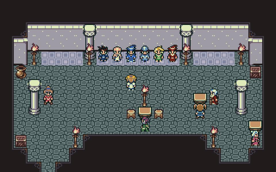 RogueLite screenshot