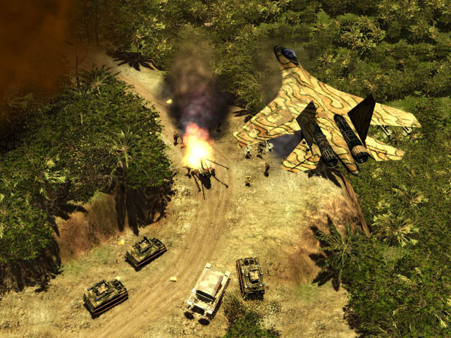 Act of War: High Treason Free Download image 1