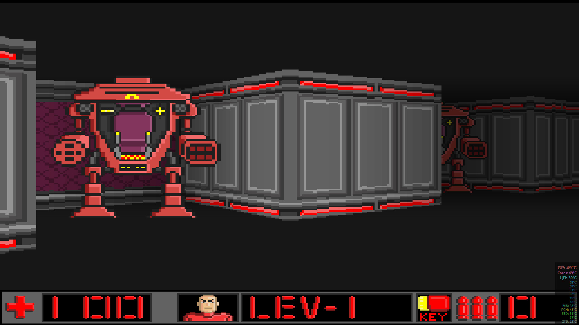 Spaceguy: Red Space screenshot