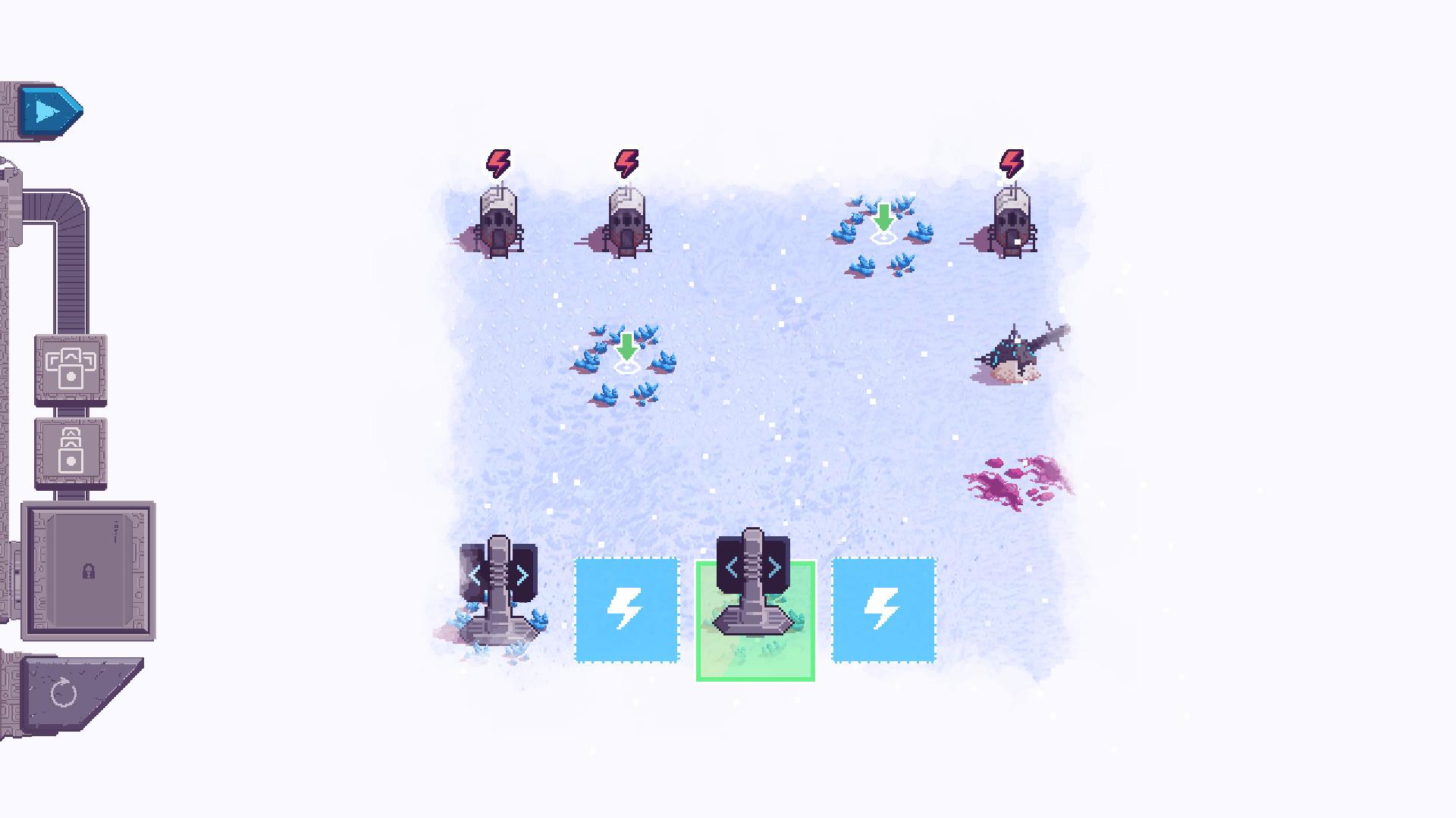 Mars Power Industries Deluxe screenshot
