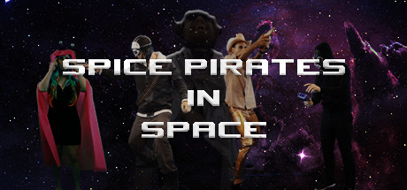 Spice Pirates in Space: A Retro RPG