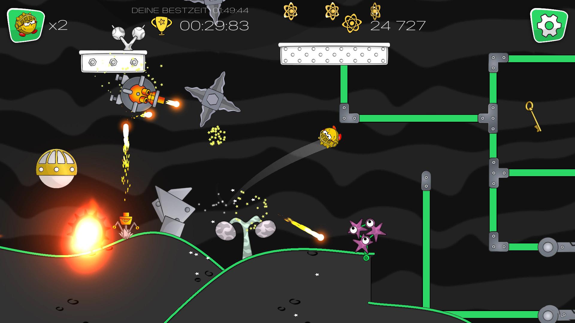 Spinheads screenshot