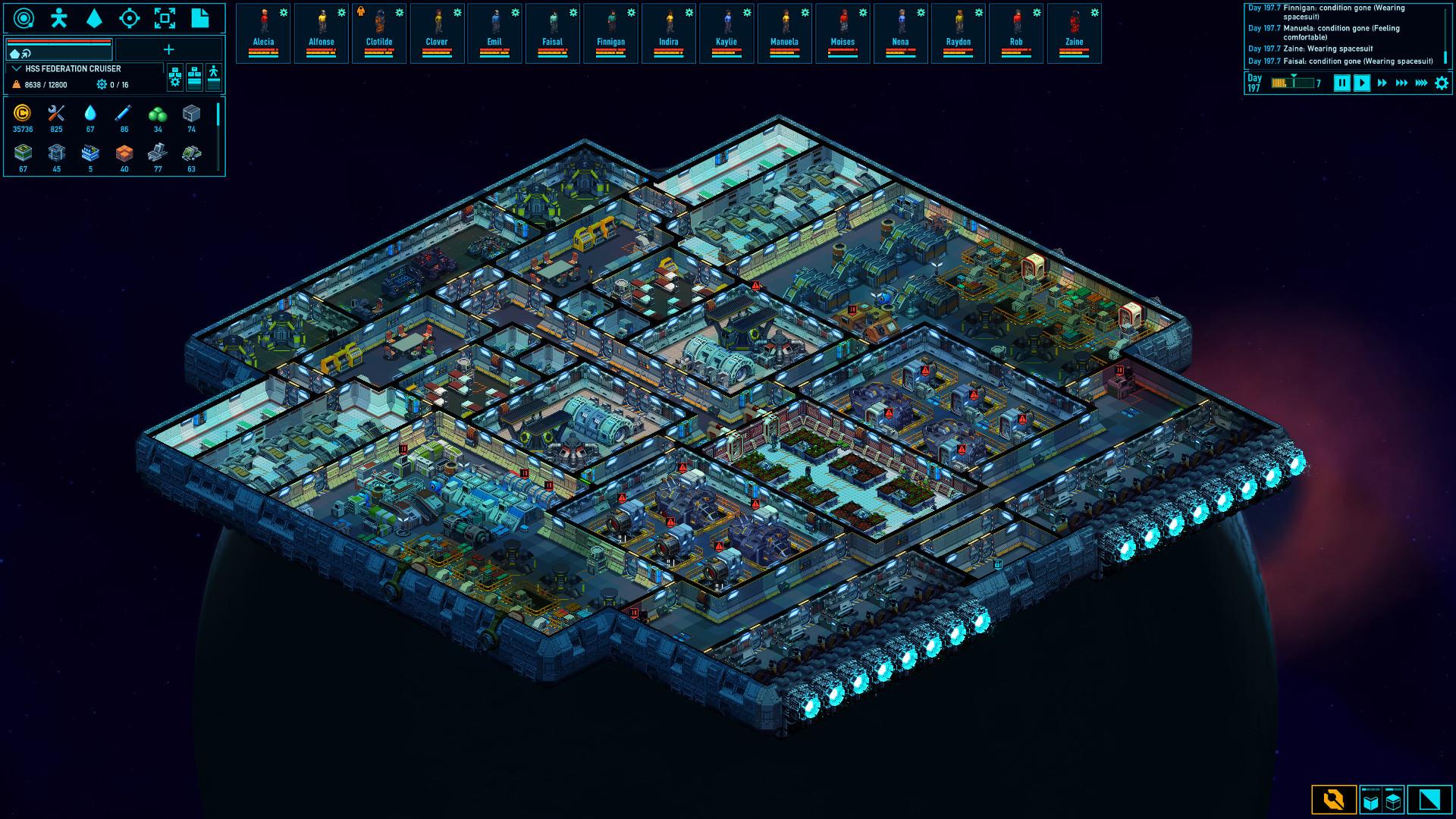 Space Haven screenshot