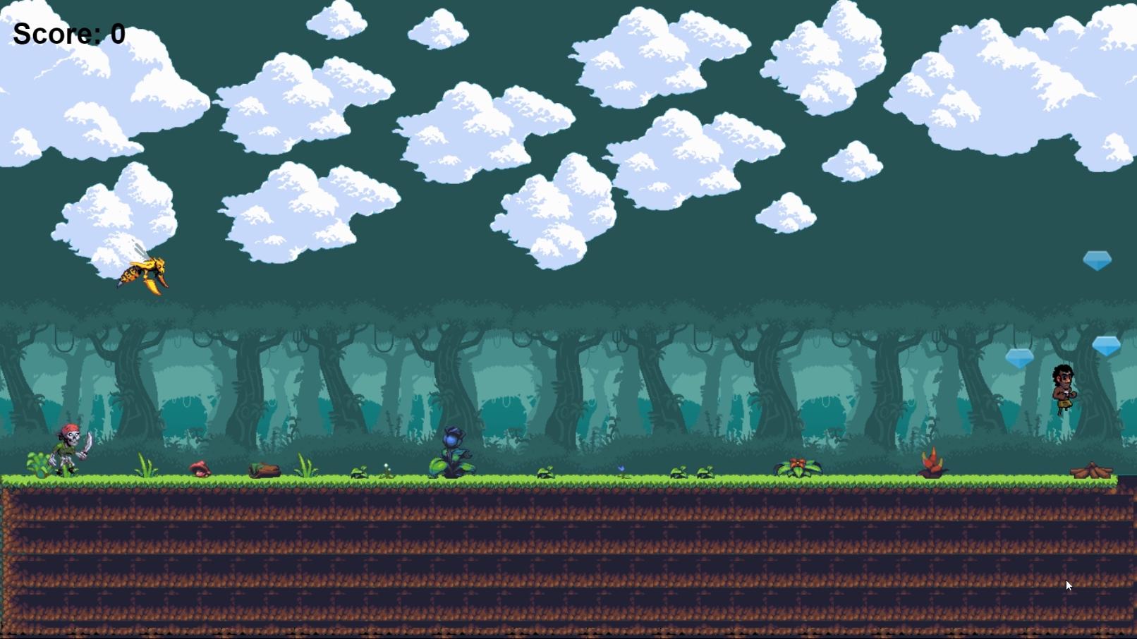 JumpoPitec screenshot