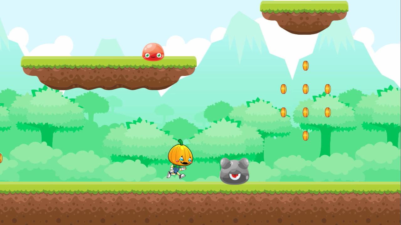 Pumpkin Run screenshot
