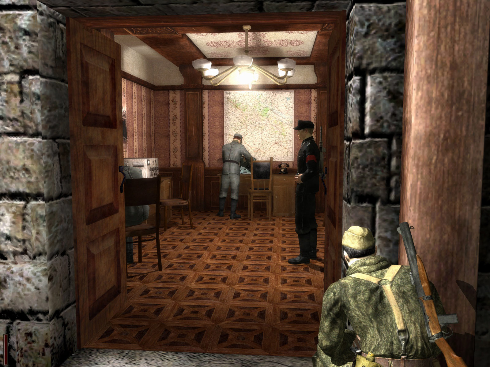 Death to Spies screenshot