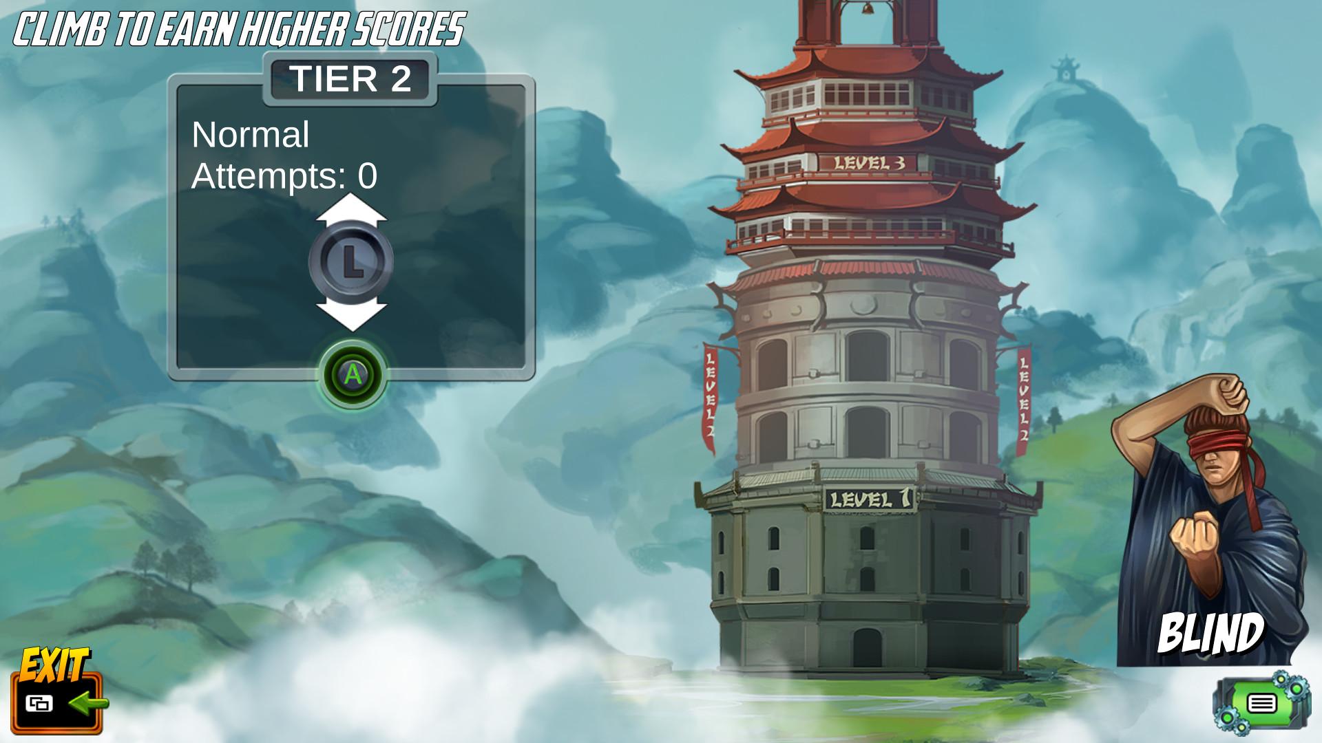 One Finger Death Punch 2 screenshot