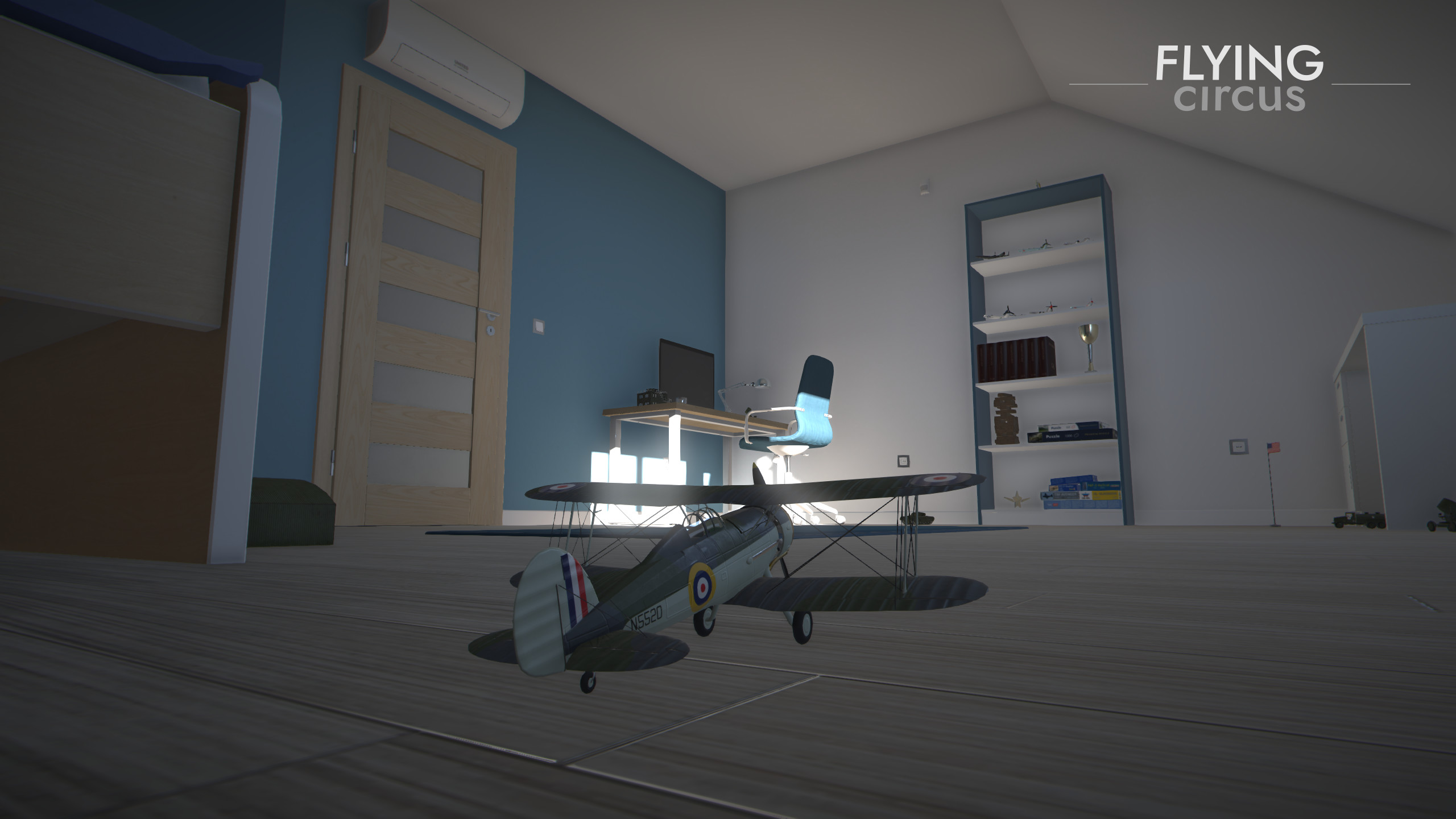Flying Circus screenshot