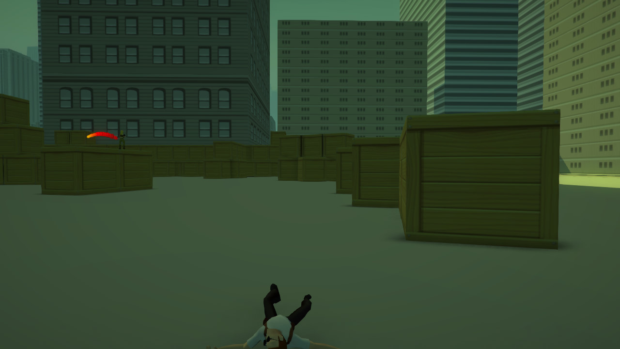 混乱使者 BATTLEGROUNDS screenshot