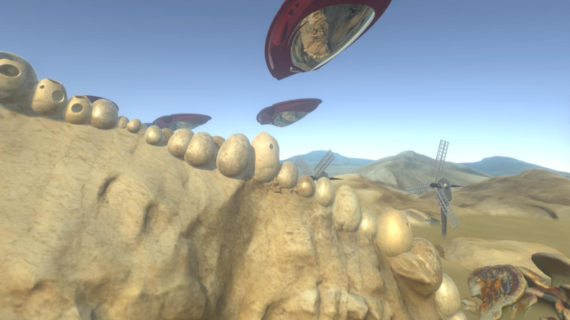 Whale Island screenshot