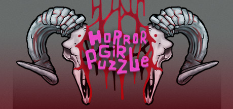 Horror Girl Puzzle