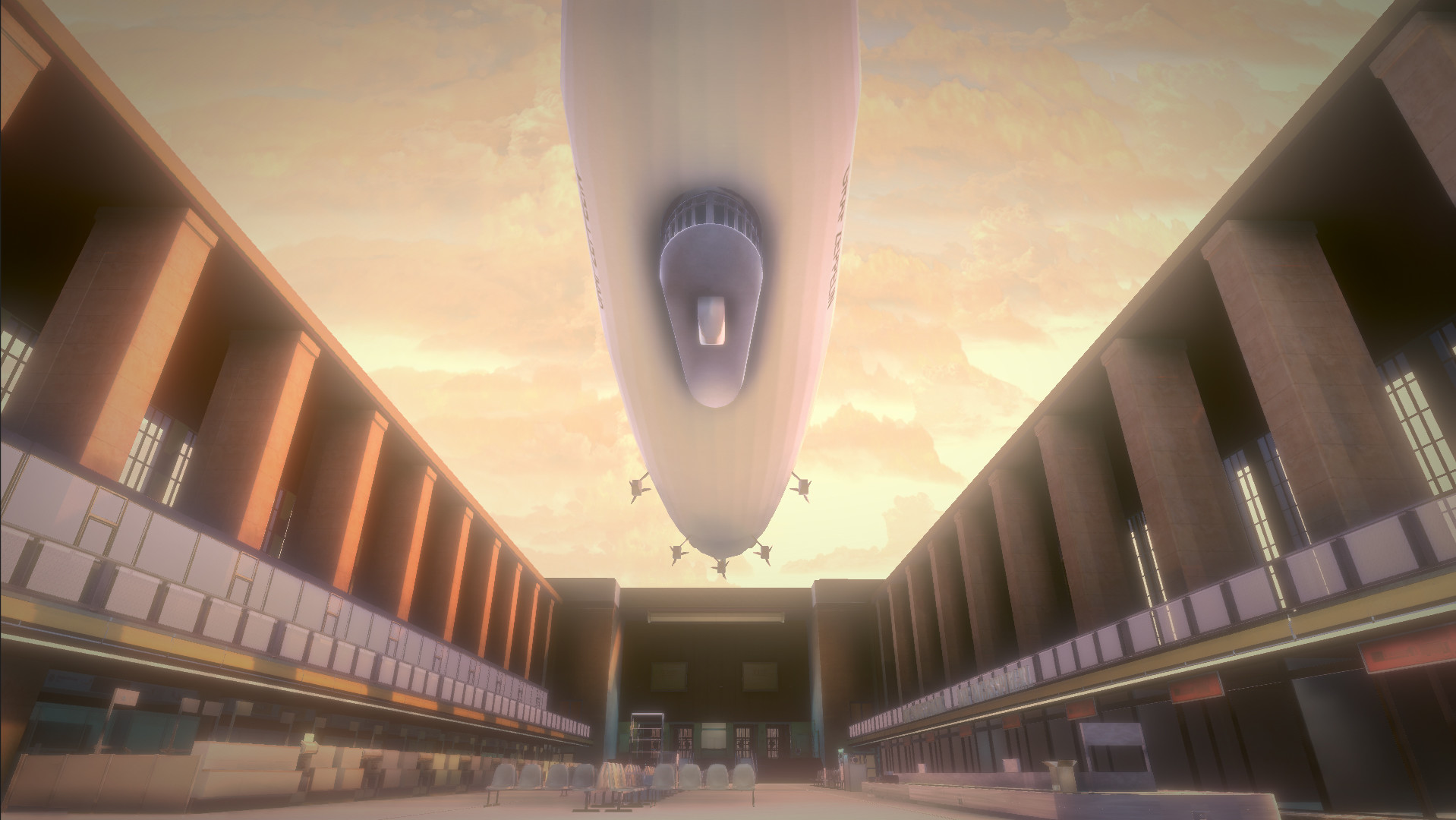 ZDF History 360° – Tempelhof screenshot
